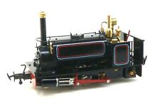 More details for 16mm scale live steam 'alice' class hunslet, sm32 limited edition --