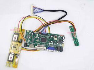 For MT190AW01 1440X900 Panel HDMI VGA DVI Audio LCD LED Controller Board kit DIY