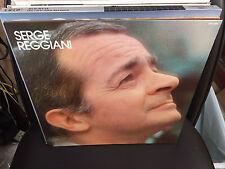 Serge Reggiani S/T self-titled vinyl Polydor FRANCE press NM 1977