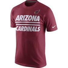 Arizona Cardinals Nike NFL Team Stripe T-Shirt - Navy Size L