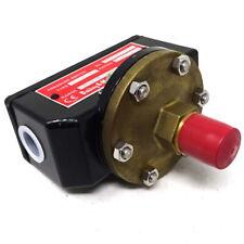 Bailey & Mackey Pressure Switch Type 1381V Range 0.2 - 4 Bar 138 1v