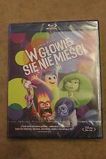 W głowie się nie mieści (Blu-ray Disc) POLISH RELEASE (English subtitles)