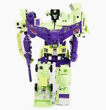 Transformers G1 Devastator hook Long hual Scavenger scrapper Mixmaster Toy