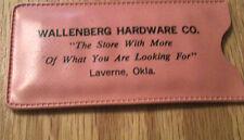 Emergency Sewing kit-needles, thread, threader Laverne,OK Wallenberg Hardware
