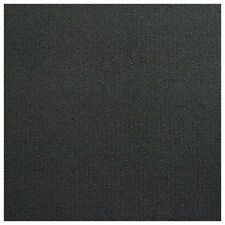 CARPET TILES - CHARCOAL  LOOPED (1m X 1m) - SAVE 60% ON RETAIL PRICES