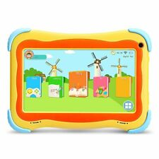 "Q91 7"" Kids Children Tablet PC Android 8.1 Quad Core WiFi dual Camera 3D Game"