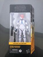 Star Wars CLONE WARS Black Series ASHOKA TANO 332nd Clone Trooper Figure New
