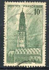 STAMP / TIMBRE DE FRANCE OBLITERE N° 567 BEFFROI D'ARRAS