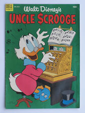 Uncle Scrooge # 5 us dell original 1954 by Carl Barks VG-fn