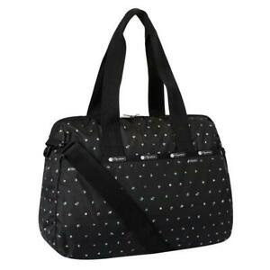 LeSportsac Classic Collection Harper Bag in Uptown Sparkle NWT