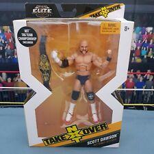 Scott Dawson - Elite NXT Series 2 - New Boxed - WWE Mattel Wrestling Figure