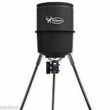 Wild Game Innovations 225 lb 30 Gallon Hunting Deer Game Feeder w Digital Timer