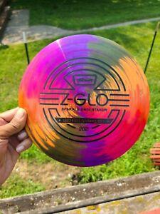 Disc Golf Discraft 🔥 Z-Glo Sparkle 🔥 Undertaker 🔥169g Custom Dye