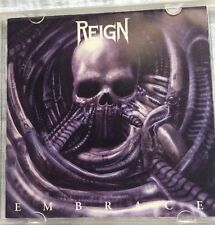Reign - Embrace Metal Cd 1994 / Wings Of Sorrow / Erosion / Obscured