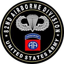Airborne 82nd Division Jeep Wrangler Liberty RV Trailer Camper Spare Tire Cover