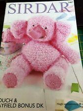 chTT016 Knitting Pattern Eli Elephant Children/'s Toy