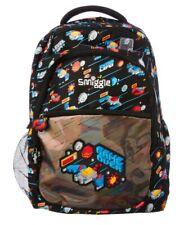 """SMIGGLE """"FAVE'"""" LARGE BACKPACK SCHOOL BAG BOYS, GAME OVER"""