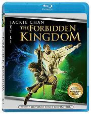 The Forbidden Kingdom Blu-ray  CANADA VERSION Jackie Chan  Jet Li