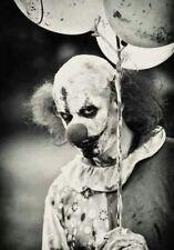Coulrophobia? Clown Photo Bizarre Odd Freaky Strange