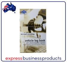 Zions Log Travel & Expense Book - ZNVLER