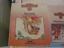 Teddy Ruxpin The Airship book only Great Condition