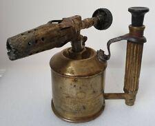 Vintage Brass Max Sievert Swedish Blow Torch