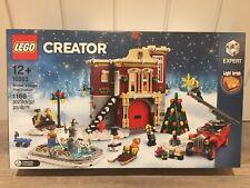 LEGO 10263 Winter Village Fire Station Christmas Set - BRAND NEW & SEALED!