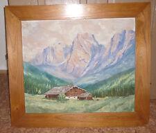 Künstlerische Malereien aus 1900-1949 Historismus-Öl