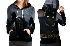 Rogue One: A Star Wars Story American Movie Woman Hoodie Size S To XXXL