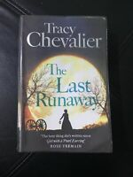 The Last Runaway by Tracy Chevalier (Paperback, 2013) Ex - Library Book