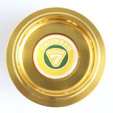 Caterham Super 7 K Series Oil Filler Cap Gold Anodised Billet Aluminium K16 VVC