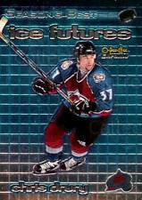 1999-00 O-Pee-Chee Chrome Ice Futures #2 Chris Drury