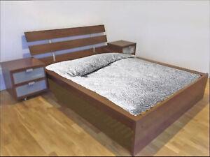 Ikea Doppelbett Hopen 160 x 200 cm inklusive Kopfteil