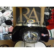 ROYAL ALLOY GP & GT  (check below for models) 60/70'S MOD STYLE FLYSCREEN BLACK