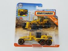 Matchbox Working Rigs Road Grader