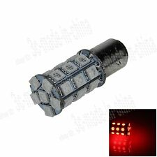 1X Red 1157 BAY15D 27 5050 LED Brake Turn Signal Rear Light Bulb Lamp E007