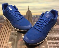 Nike Womens Air Max 1 Ultra Moire Royal Size 12 or 10.5 Mens 704995 400 Wmns New