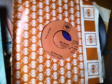 """7""""  PAUL SEVERS ZU KOMT TERUG BLIJF BIJ MIJ CBS 1947 ANNO 1973 EX/EX+"""