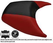 Black & D Rojo Personalizado se ajusta Seadoo Gtx GTi 97-01 Trasero Vinilo Automotriz cubierta de asiento
