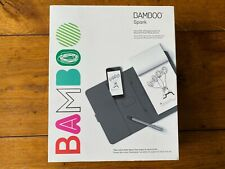 Wacom Bamboo Spark with Gadget Pocket - Smart Folio