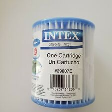 Intex 29007E Type H Filter Cartridge for Swimming Pools New Sealed Free Shipping