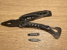 Leatherman Skeletool Black/silver Multi-tool Excellent