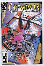 Catwoman #15 Rare Dc Universe Upc Variant Nm Complete 1994 Dc Comics Pwc