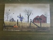 Billy Jacobs Artist Canvas Print After the Harvest Limited Edition signed and #