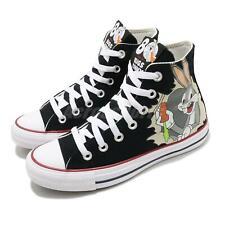 Converse Looney Tunes Bugs Bunny Chuck Taylor All Star Hi Black Unisex 169225C