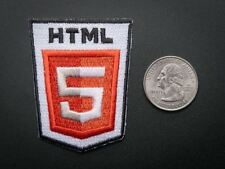 Adafruit HTML 5 - Skill badge, iron-on patch [ADA604]