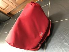 Mamas & Papas Baby Essentials Nappy Changing Bag - Rust Red New