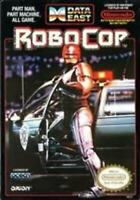 RoboCop - Nintendo NES Game Authentic