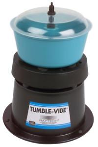 Standard Vibratory Tumbler Metal Rock Deburring Polishing Finishing Machine Tool