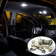 11 x White Bulbs Led Light Interior Package Kit For 2013-2015 Mazda CX-5 CX5